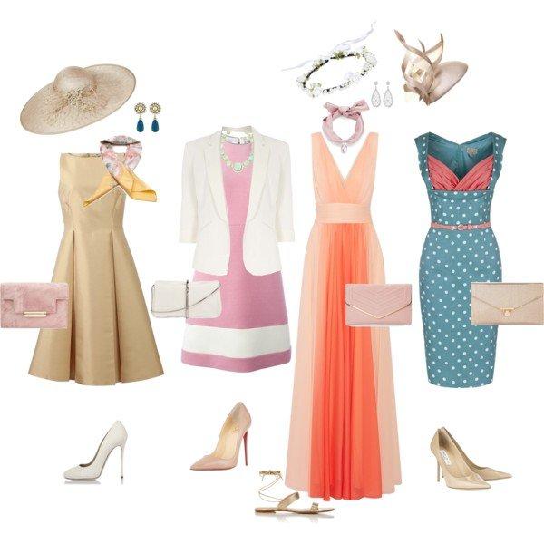 f166715f63c Jak se obléci jako host na svatbu  - Modní peklo