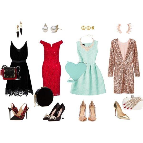 Kam nosit koktejlové šaty - Modní peklo 8df225a6bd5