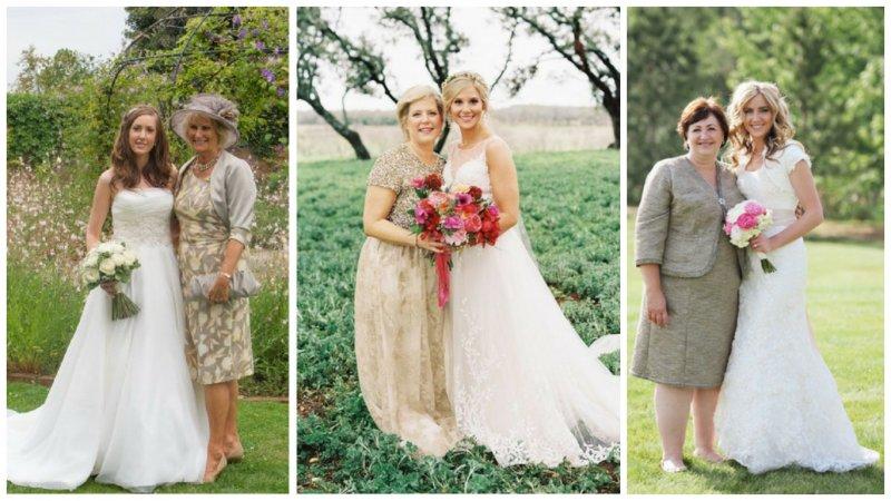 3aac566c3c8 Na svatbu své dcery by se ale maminka měla vydat v něčem speciálním. Na co  je třeba dbát při výběru správných šatů pro matku nevěsty
