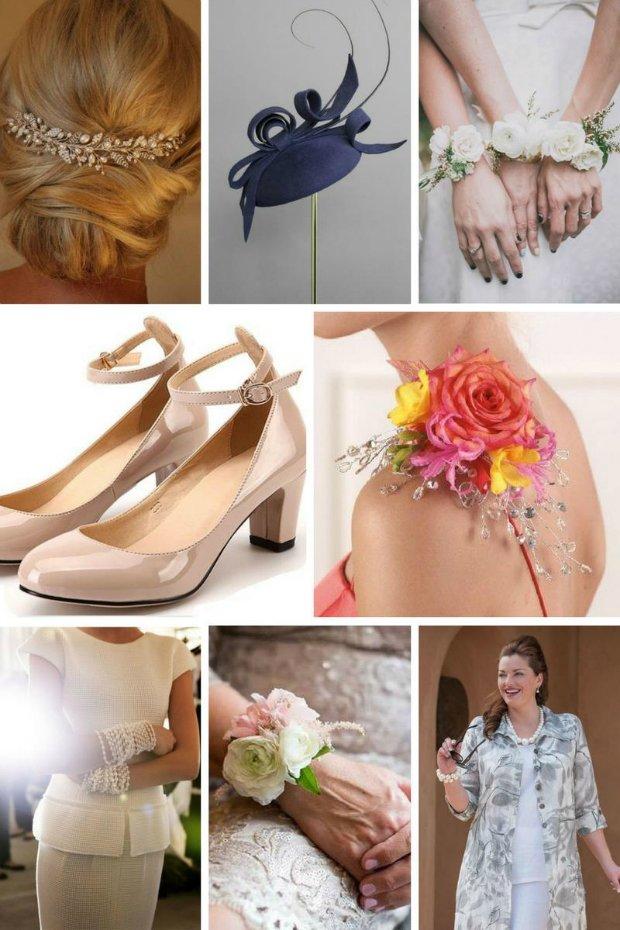 Na svatbu ideální. Zkuste si zápěstí obtočit šňůrou perel nebo ozdobit  textilními kvítky db3bc802e2