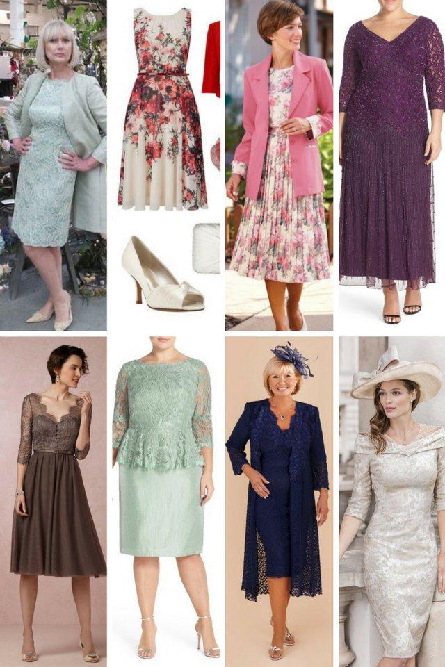 """2a891fdd517 Potřebujete zakrýt větší bříško  Volte šaty stažené v pase a s áčkovou  sukní nebo zkuste oblíbené """"peplum"""". Větší poprsí si skvěle rozumí s  výstřihem do V"""