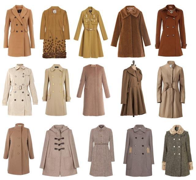968ee4370f1 Kabáty  barvy
