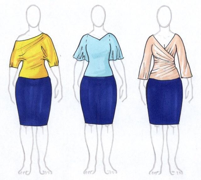 Postava typu hruška  jak ji obléct (1.) - Módnípeklo.cz 58ddaf4d037