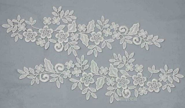 zdroj: http://www.ebay.co.uk/itm/1-Pair-Mirror-Flower-Motif-Sewing-Applique-Off-White-Fabric-Venise-Lace-Trim-/111186575175?pt=LH_DefaultDomain_3