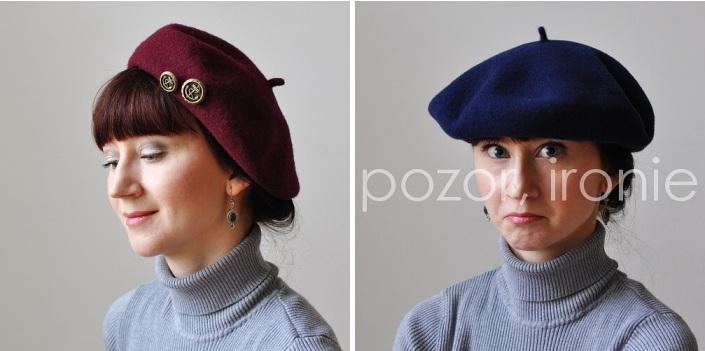 8d8c67e5afa Nechte na hlavě - aneb jak na zimní klobouky a čepice - Módnípeklo.cz