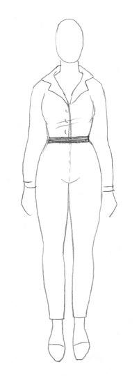 To samé co pro přiléhavé kalhoty platí pro legíny c8fbb4e54fa