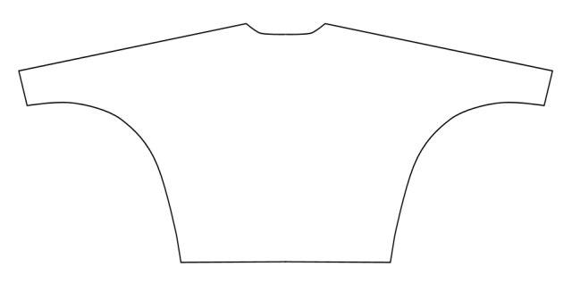 2f49d7828fc3 Tričko s dlouhými úzkými rukávy se takhle ale šít nepokoušejte