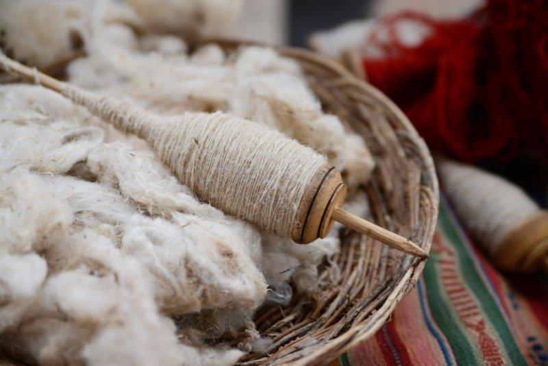 Alpaka je nejkvalitnější vlna, cena svetru s její příměsí šplhá nad tisíc korun. Zdroj: Forefront Images / Shutterstock, Inc.
