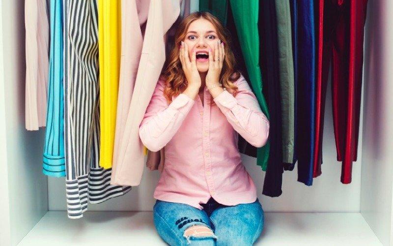 Staré kousky šatníku možná udělají radost ještě někomu jinému. Zdroj foto: Volurol / Shutterstock