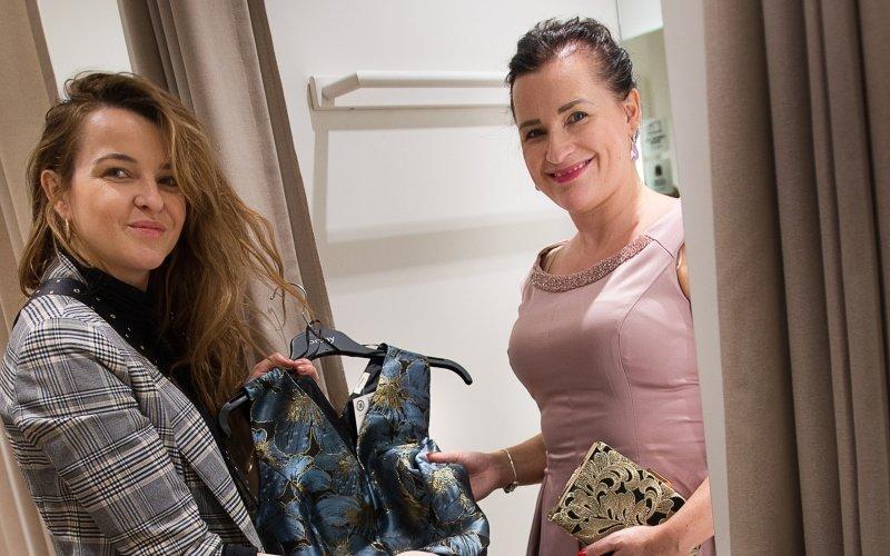 2b98e9b44e8a Den s módní stylistkou Abigail Liškovou. Foto  Kateřina Nevřelová.