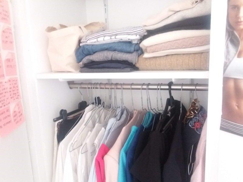 Po polyesterové čistce přece jen zůstaly některé kousky v šatníku.